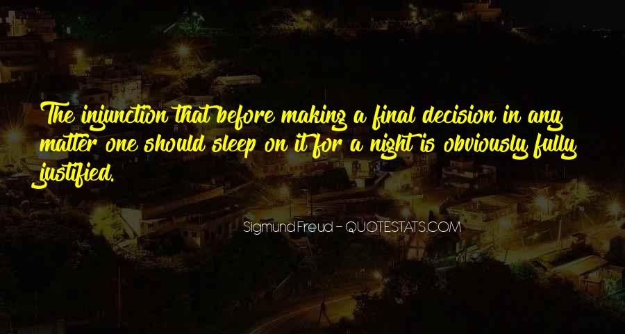 Quotes For Night Sleep #27084