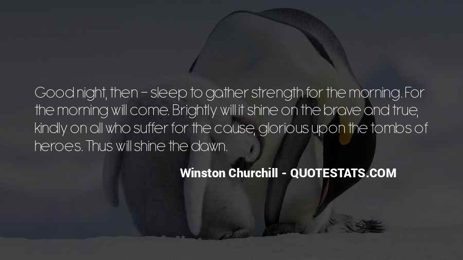 Quotes For Night Sleep #31115