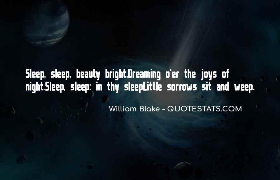 Quotes For Night Sleep #41935