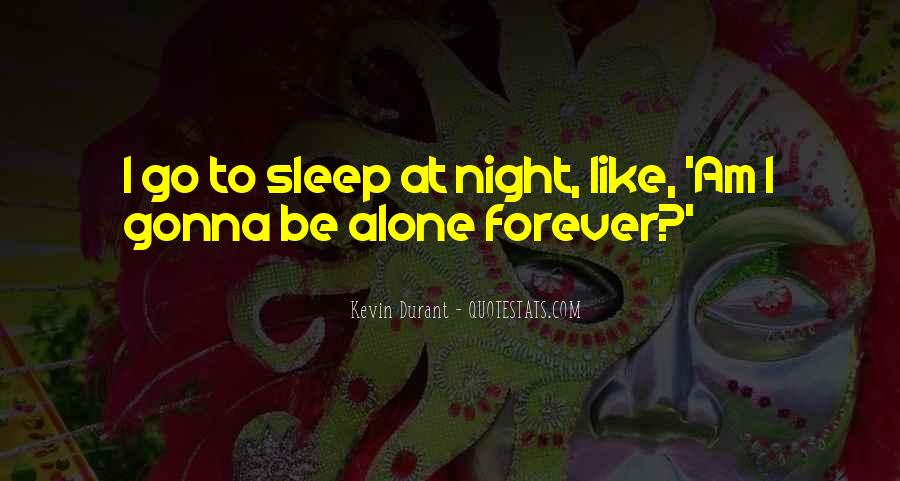 Quotes For Night Sleep #59992