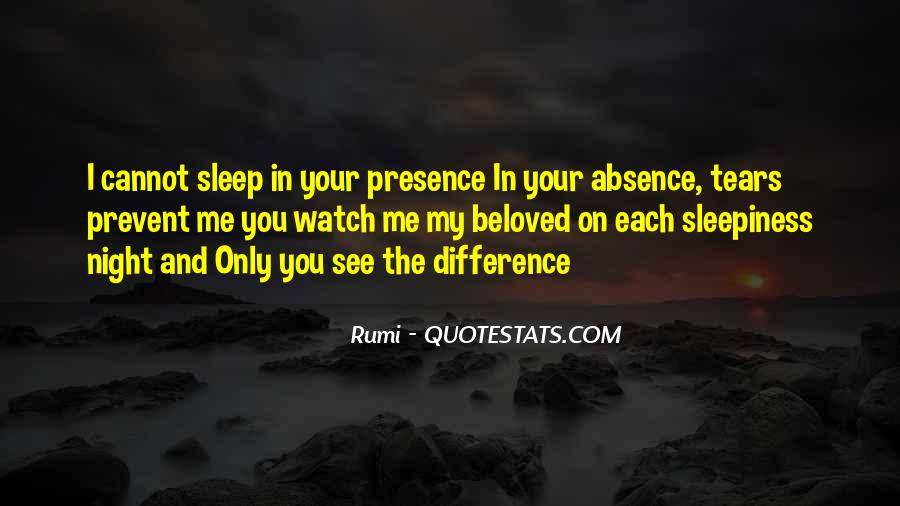 Quotes For Night Sleep #65856