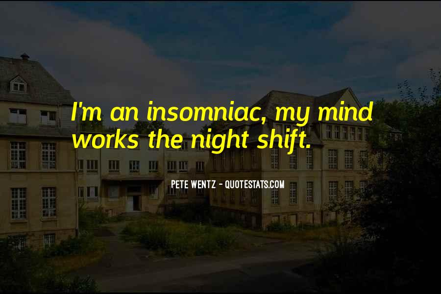 Quotes For Night Sleep #70584