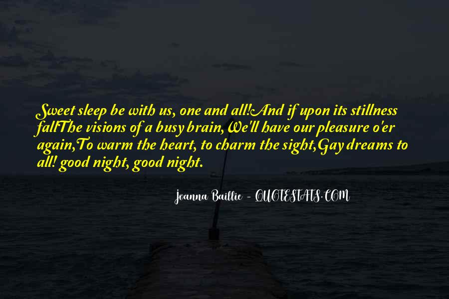 Quotes For Night Sleep #86166