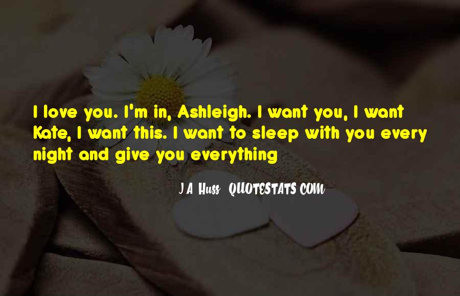 Quotes For Night Sleep #92818