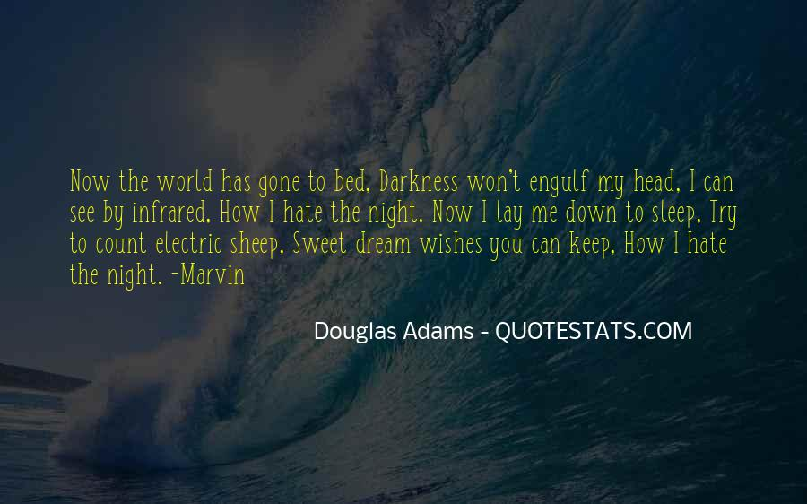 Quotes For Night Sleep #95622