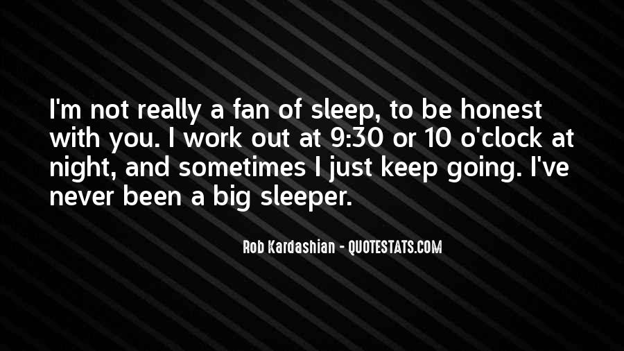 Quotes For Night Sleep #96245