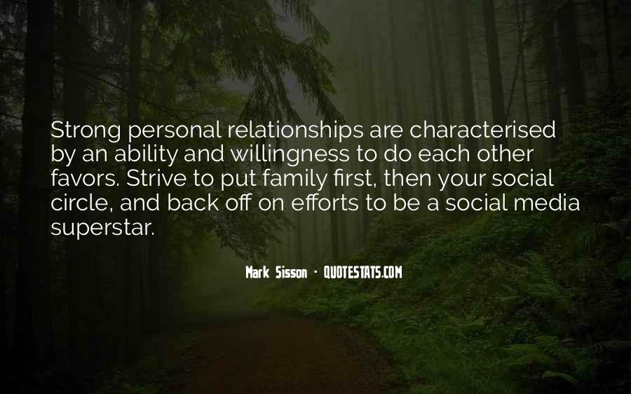 Quotes About Off And On Relationships #1316120