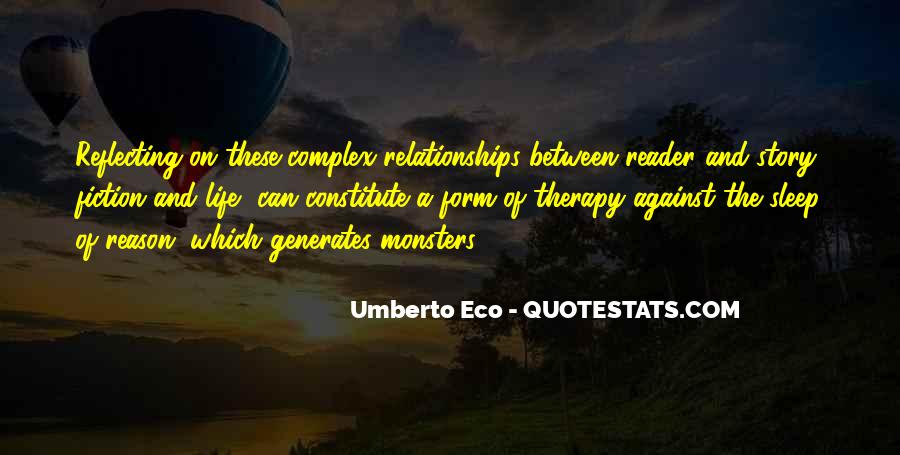 Quotes About Off And On Relationships #1925