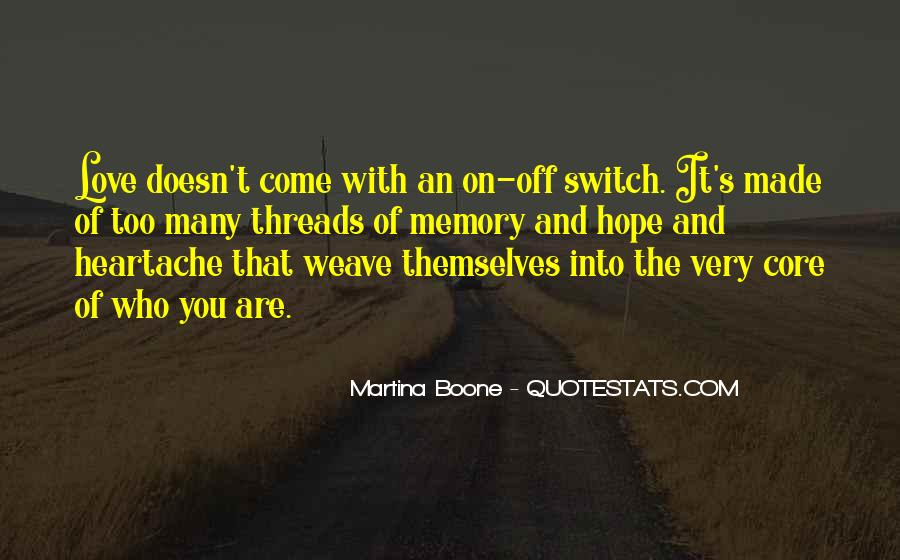 Quotes About Off And On Relationships #620345