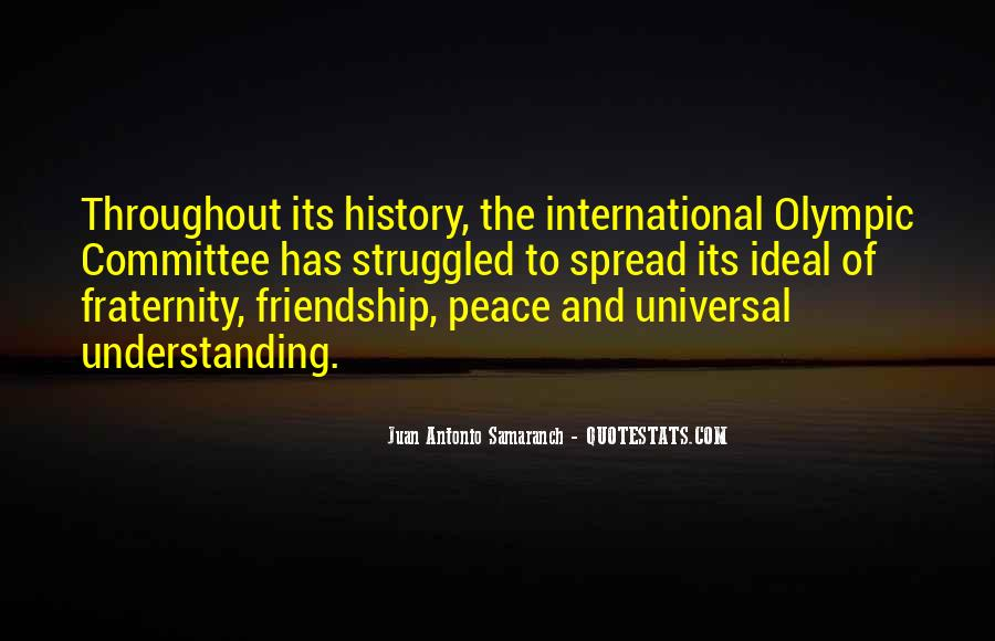Quotes For Peace And Understanding #113934