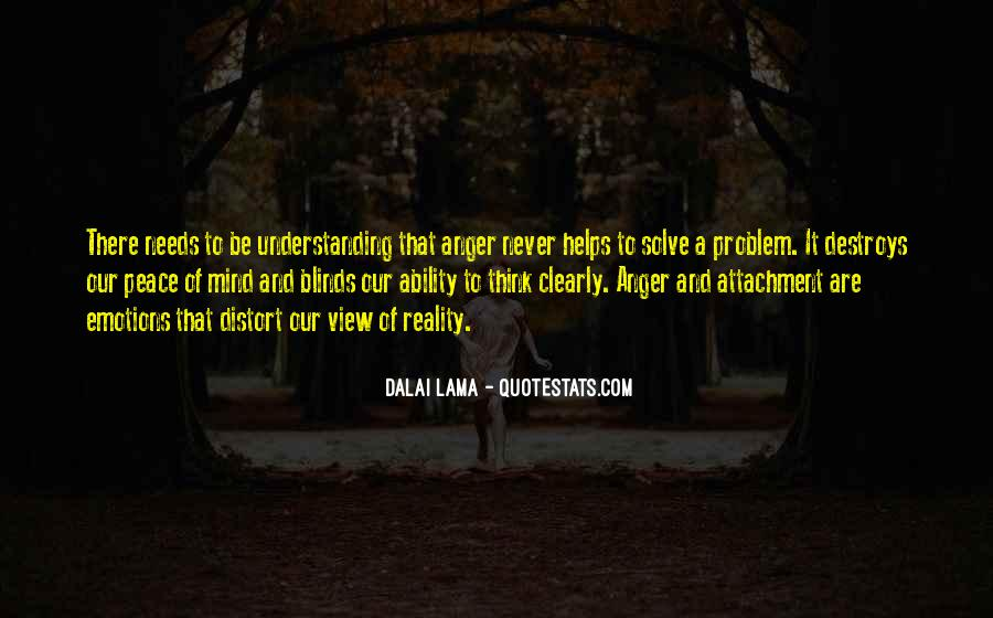 Quotes For Peace And Understanding #142818
