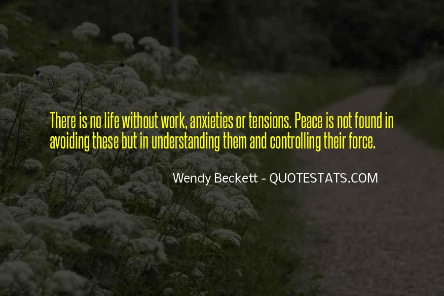 Quotes For Peace And Understanding #191720