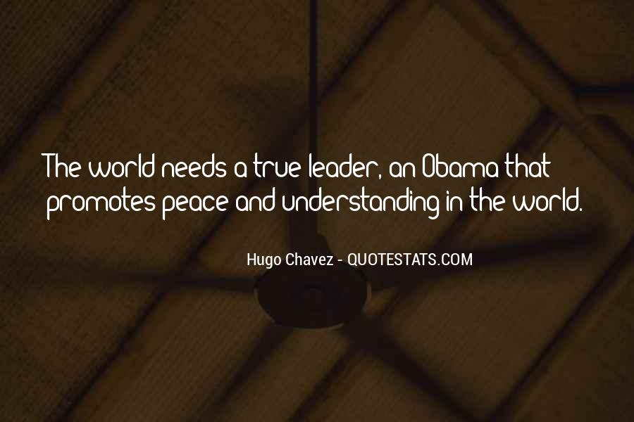 Quotes For Peace And Understanding #270813