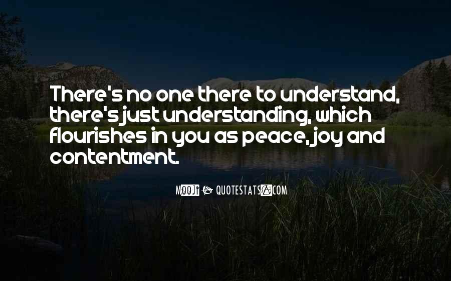 Quotes For Peace And Understanding #370001