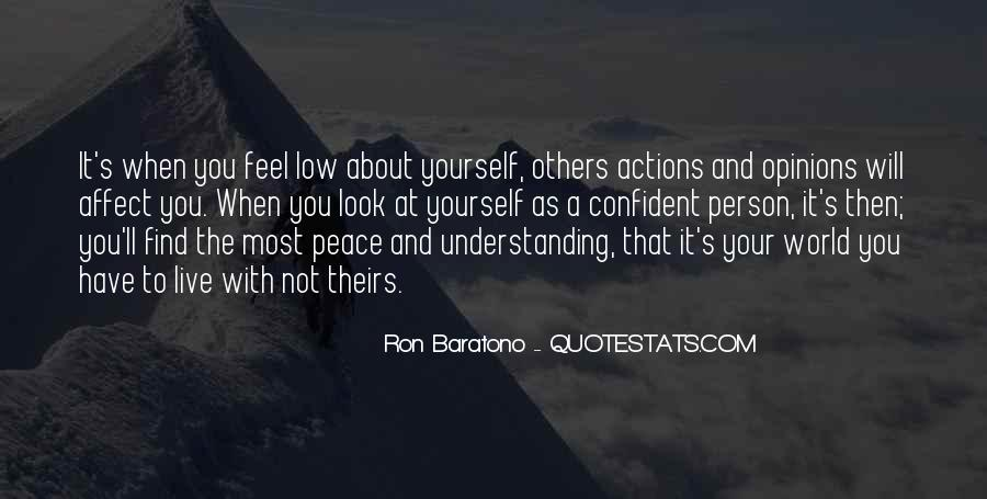 Quotes For Peace And Understanding #412151