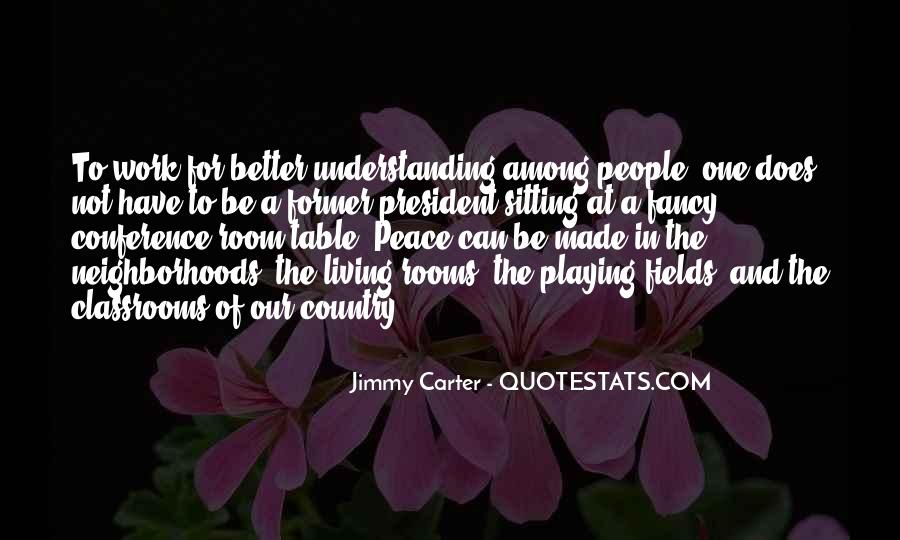 Quotes For Peace And Understanding #506603
