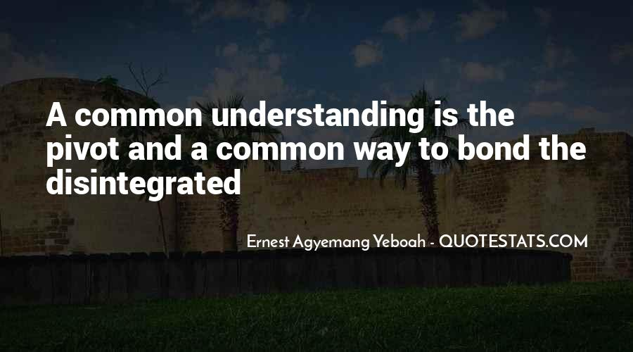 Quotes For Peace And Understanding #526141
