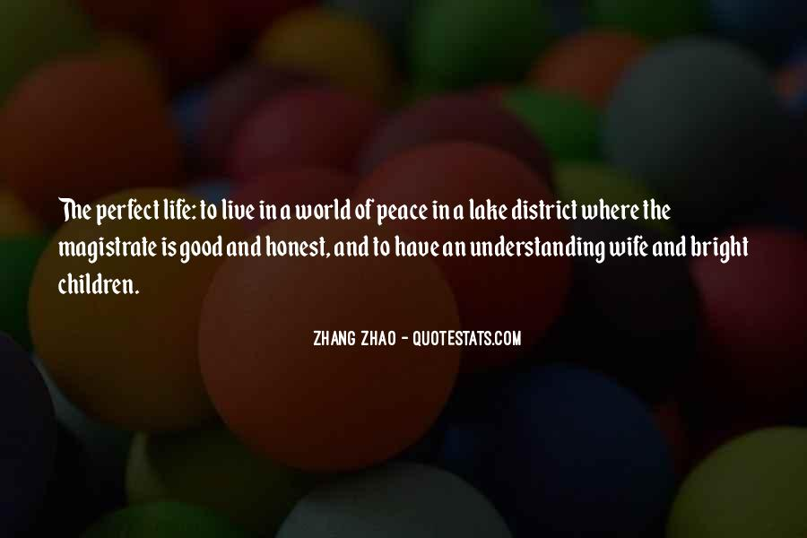 Quotes For Peace And Understanding #63203