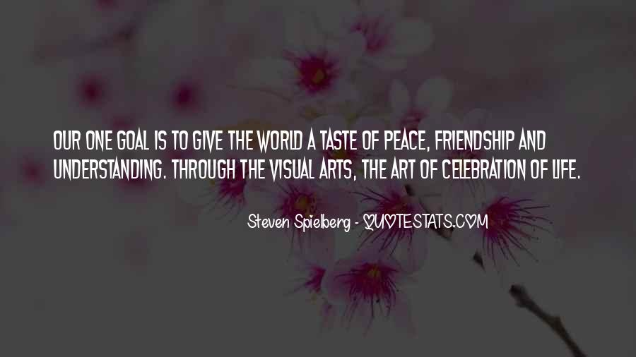 Quotes For Peace And Understanding #741585