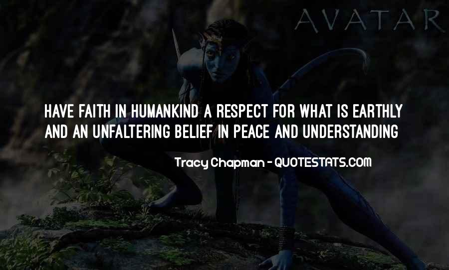 Quotes For Peace And Understanding #85599
