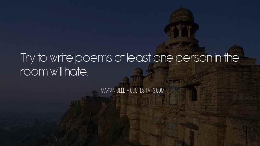 Quotes For Person U Hate #165156