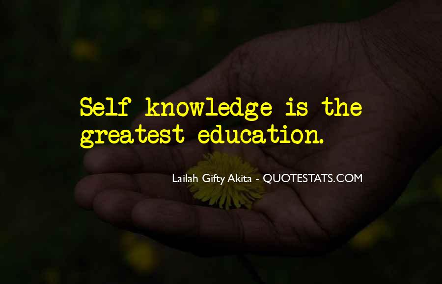 Quotes For Personal Growth And Self Knowledge #1018512