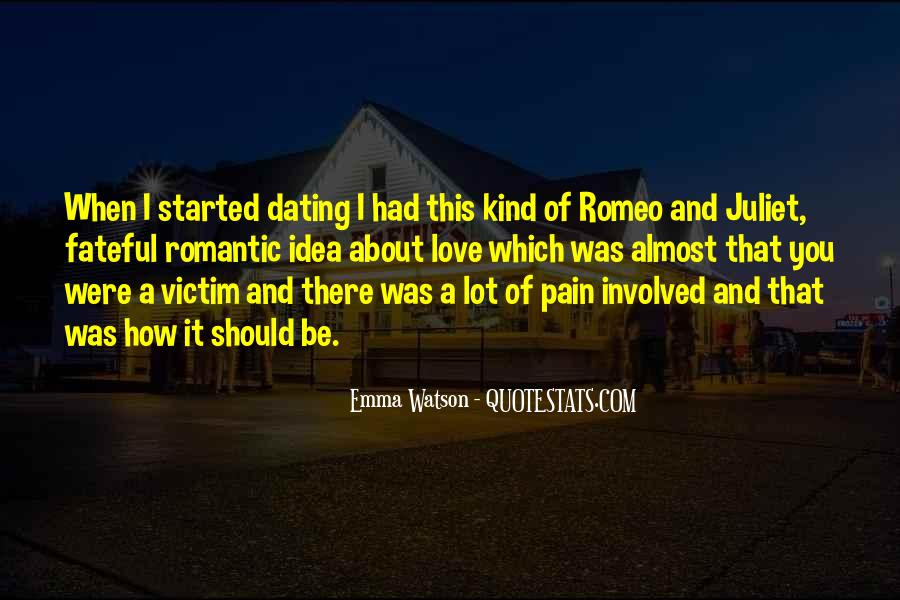 Quotes For Romeo And Juliet About Love #476389