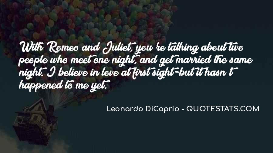 Quotes For Romeo And Juliet About Love #561662