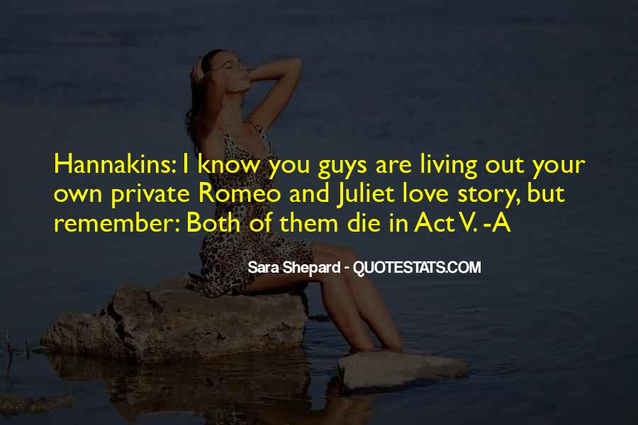 Quotes For Romeo And Juliet Act 2 #1013760