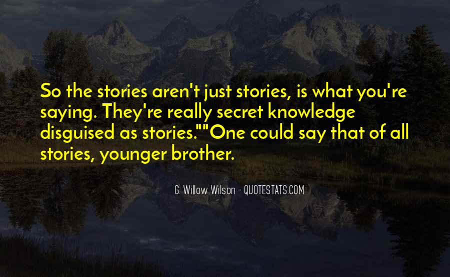 Quotes For Saying Sorry To Brother #1161089