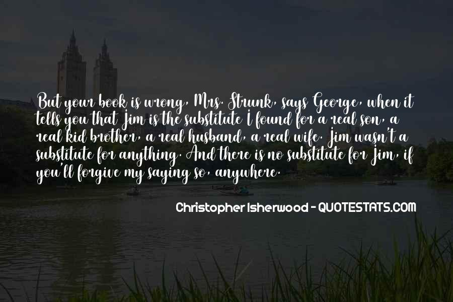 Quotes For Saying Sorry To Brother #847102