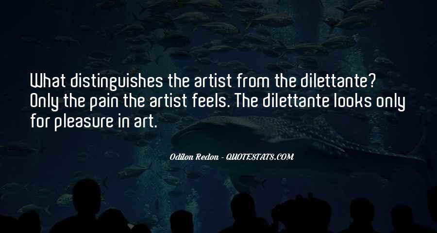 Quotes About Odilon #1777546