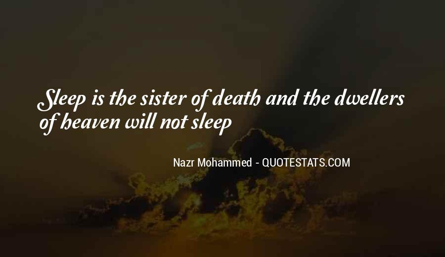 Quotes For Sister In Heaven #1464756