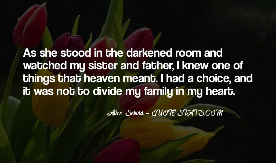 Quotes For Sister In Heaven #220108