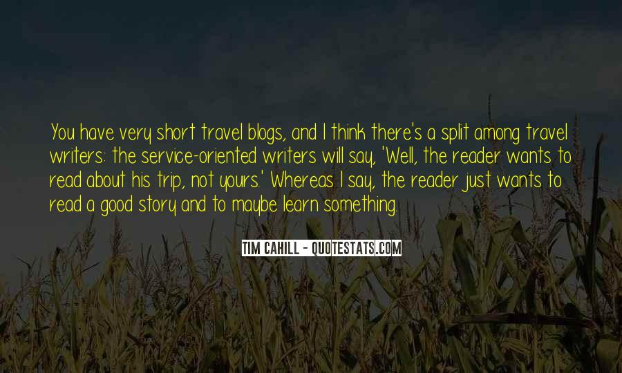 Quotes For Someone Going On A Trip #3003