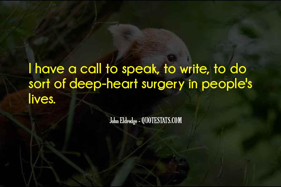 Quotes For Someone Having Heart Surgery #119483