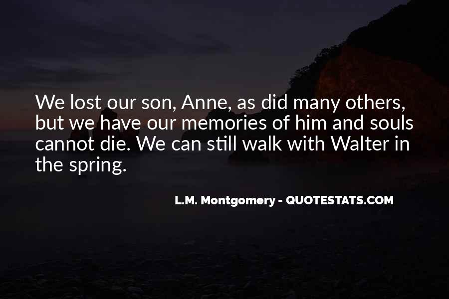 Quotes For Someone Who Lost Her Son #383728