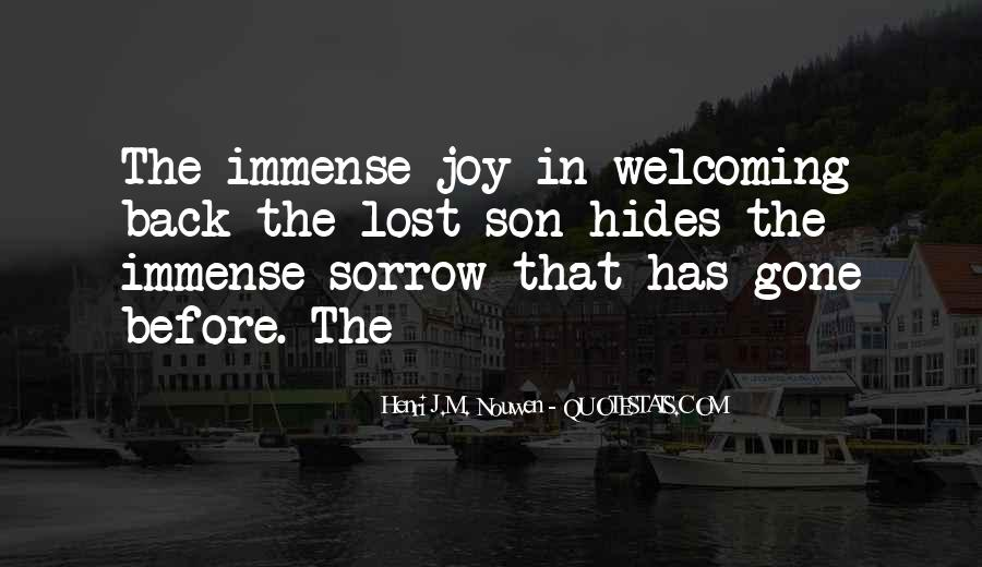 Quotes For Someone Who Lost Her Son #438854