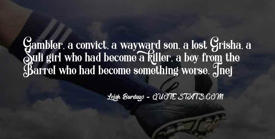 Quotes For Someone Who Lost Her Son #550742