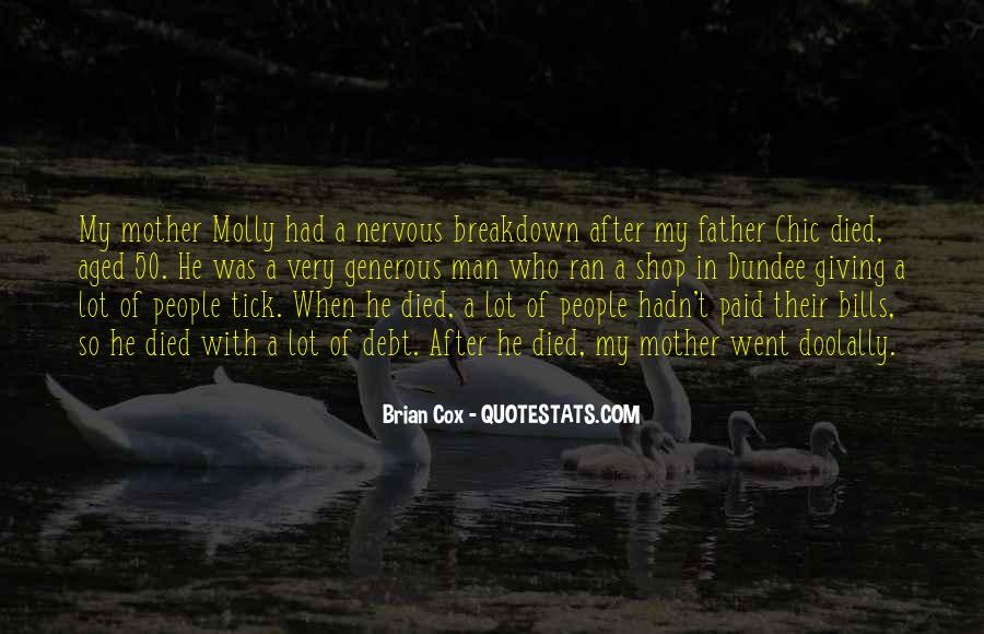 Quotes For Someone Whose Mother Died #182346
