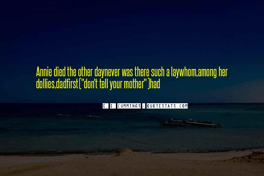 Quotes For Someone Whose Mother Died #257990