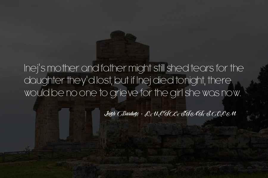 Quotes For Someone Whose Mother Died #273741