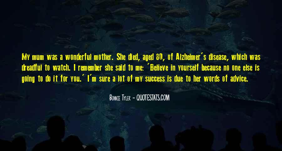 Quotes For Someone Whose Mother Died #647098
