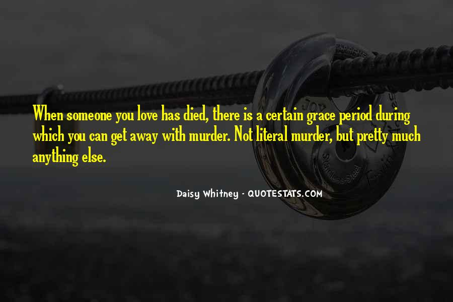 Quotes For Someone Whose Mother Died #702884