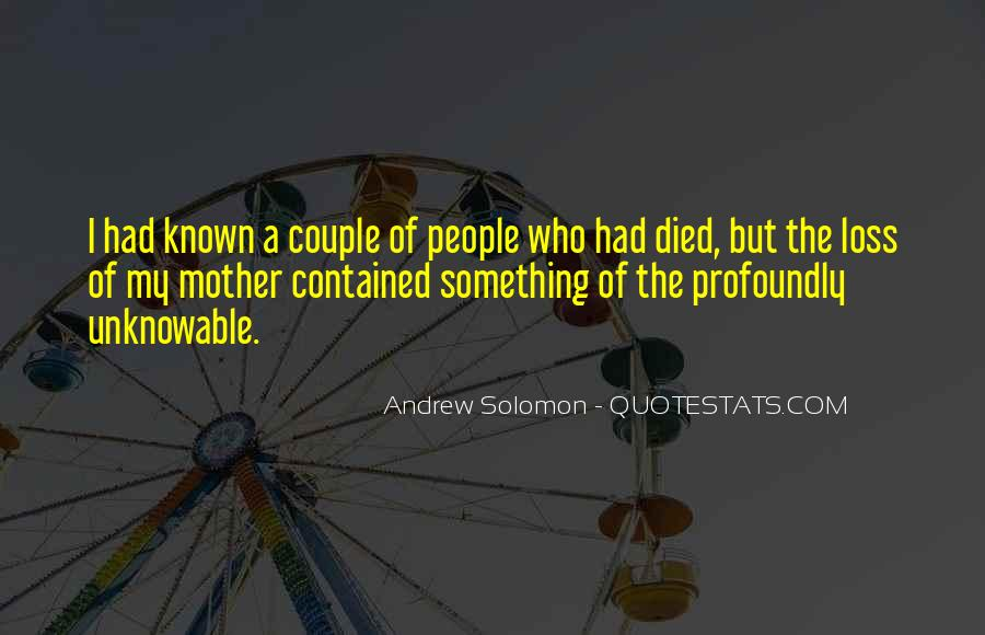 Quotes For Someone Whose Mother Died #80052