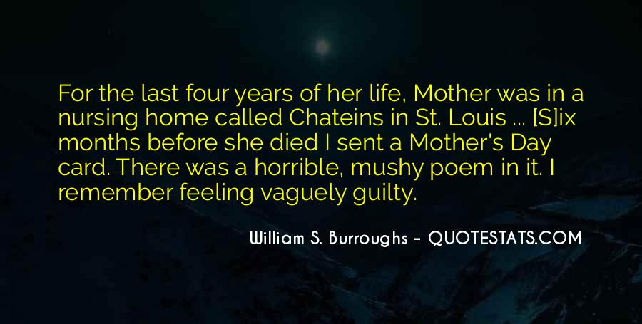 Quotes For Someone Whose Mother Died #818890