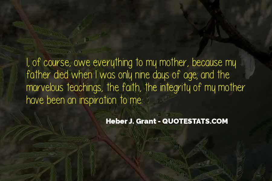 Quotes For Someone Whose Mother Died #825694