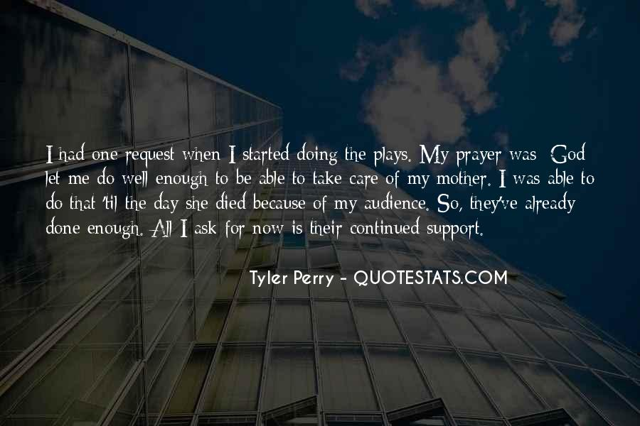 Quotes For Someone Whose Mother Died #96707