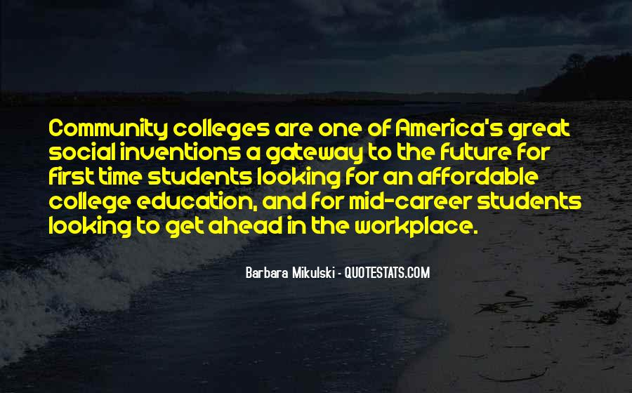 Quotes For Students In College #1040690