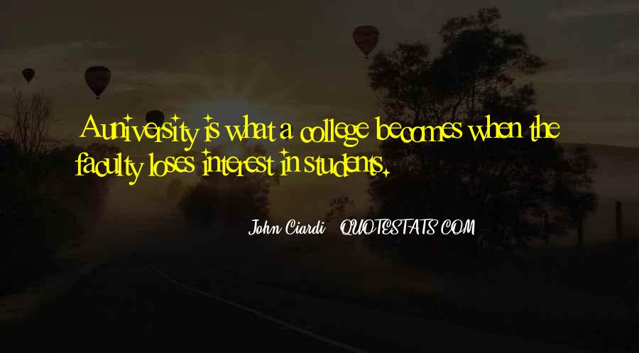Quotes For Students In College #1262714